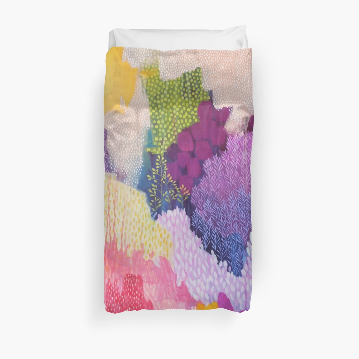 Quot Summer Haze Quot Duvet Covers By Clairbremner Redbubble