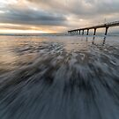 New Brighton Pier by Rod Kashubin