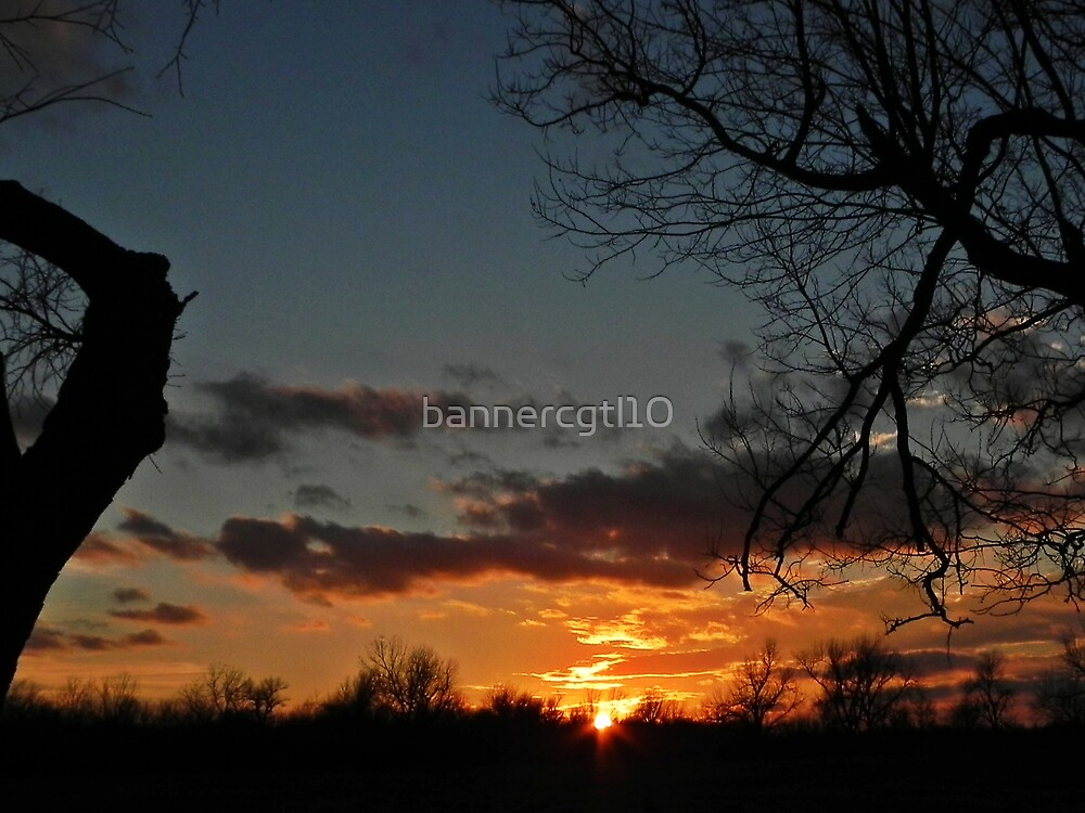 MLK Day Sunset by bannercgtl10