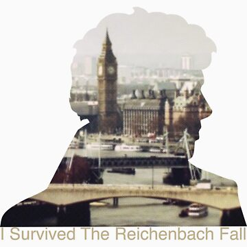 I Survived The Reichenbach Fall #2 by claudiasana