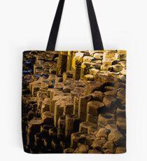 Giants Causeway Tote Bag
