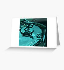 Bentley Mark VI Special 1947 Greeting Card