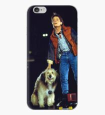 marty mcfly back to the future iPhone Case