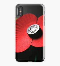 Poppy Appeal iPhone Case/Skin