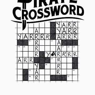 Pirate crossword by jjy2k