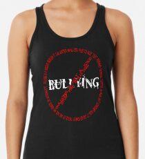 Camiseta con espalda nadadora No a la intimidación