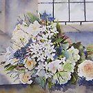 Wedding Bouquet by artbyrachel