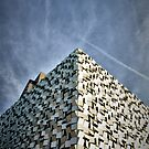 The Cheese Grater, Sheffield, England. by Tigersoul