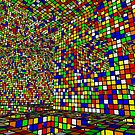 Menger and Rubik in Disco Valley, blind drunk by P1rD