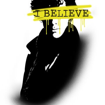 I BELIEVE IN SHERLOCK HOLMES by curiousfashion
