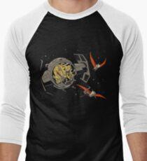 Tie-Rex Men's Baseball ¾ T-Shirt