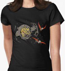 Tie-Rex Women's Fitted T-Shirt