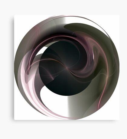 Circling #1 Canvas Print