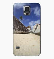 Untouched Paradise Case/Skin for Samsung Galaxy