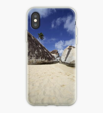 Untouched Paradise iPhone Case