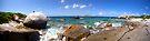 Virgin Gorda - Panoramic - Made of Rocks by Jonathan Bartlett