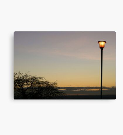 The Substitute Canvas Print