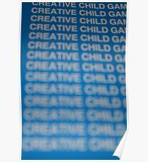 Creative Child  Poster