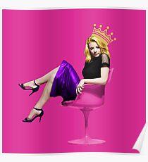 Natalie Dormer 2 Poster
