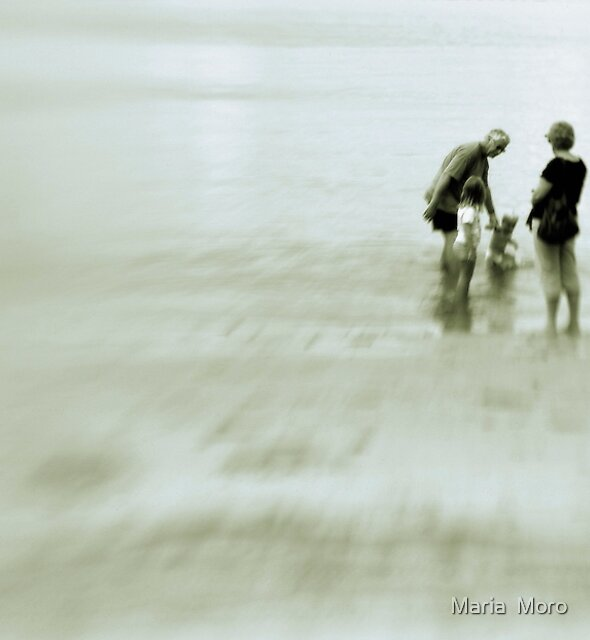 Unrushed . . . and young like me  by Maria  Moro