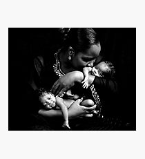 Nurturer Photographic Print