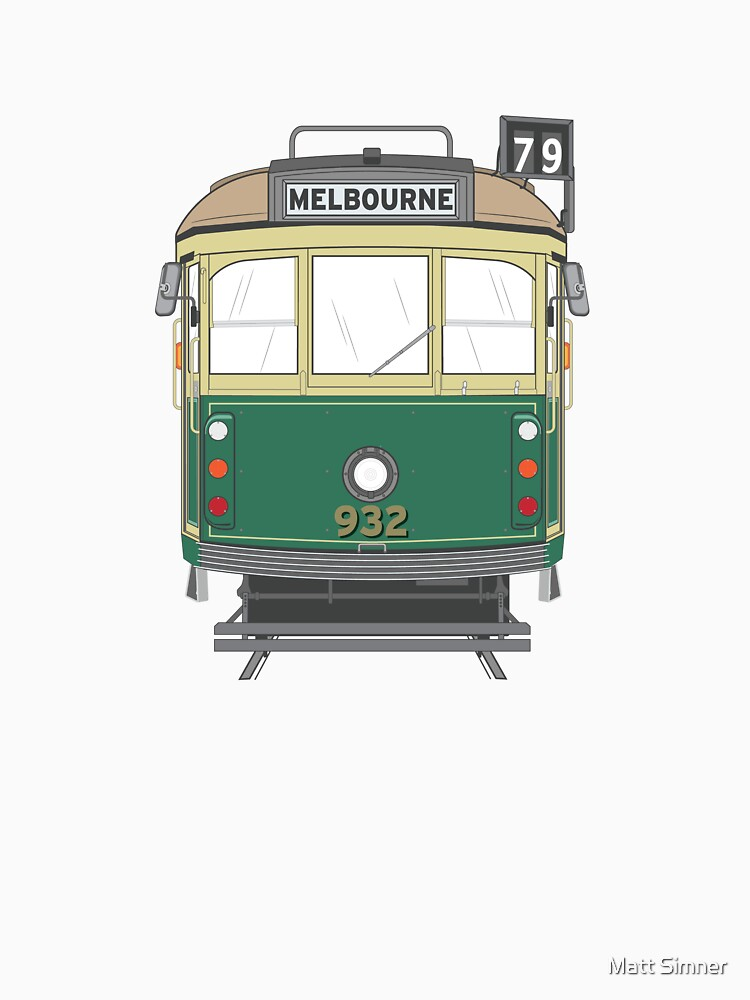 Melbourne Heritage Tram by bombadeo