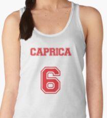 Caprica 6 Women's Tank Top