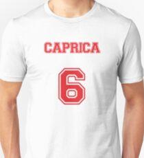 Caprica 6 Unisex T-Shirt