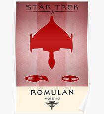 Romulan Grand Executioner Poster