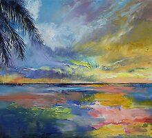 Islamorada Sunset by Michael Creese