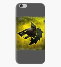 Wolf Icon iPhone Case