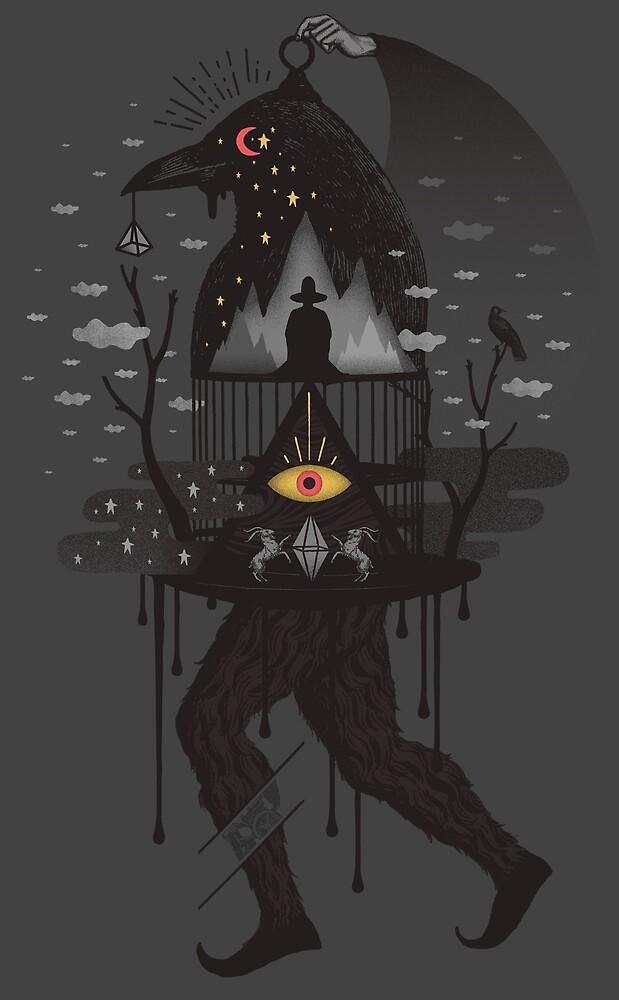 Prisoners by Kevin  Keller