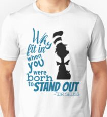 Dr Seuss Quote T-Shirt