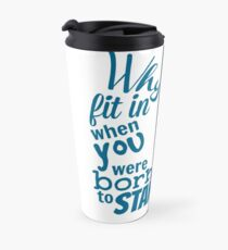Dr Seuss Quote Travel Mug