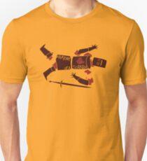 Anatomy of a Scratch Unisex T-Shirt