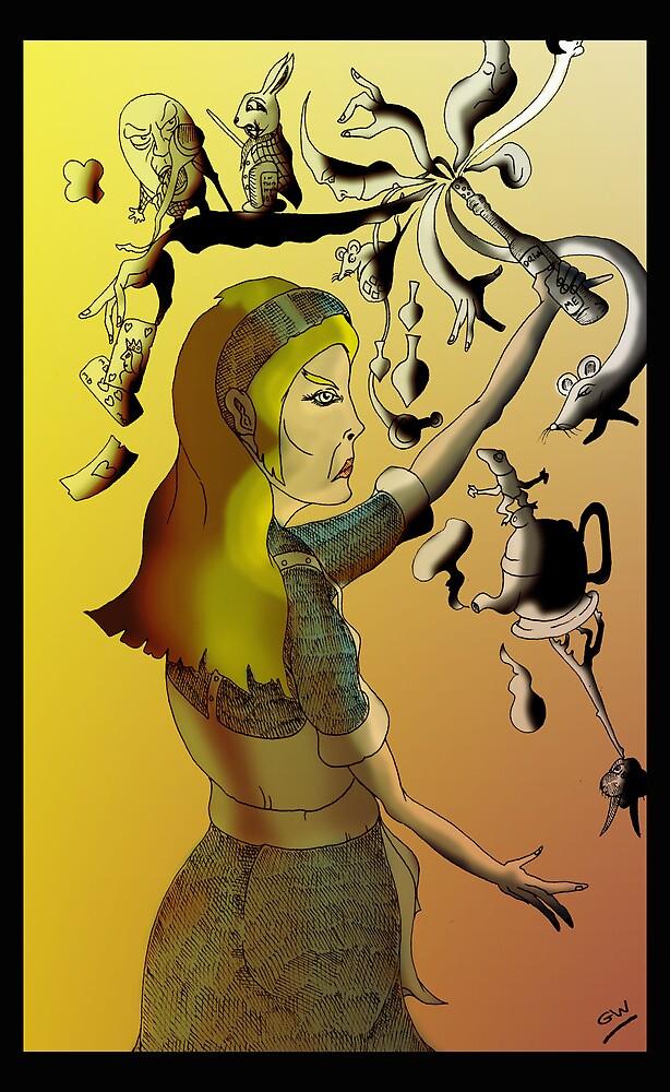 Alice in Wonderland Part 1 by Grant Wilson