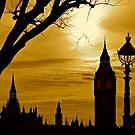 London Light by andonsea