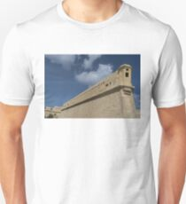 Maltese Knights Legacy - Fort St Elmo Bastion T-Shirt