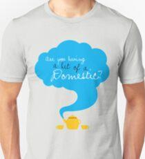 Bit of a Domestic Unisex T-Shirt