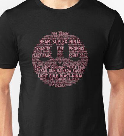 Kirby Typography Unisex T-Shirt