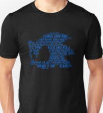 Sonic Typography Unisex T-Shirt