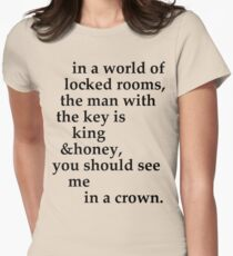 the man with the key T-Shirt