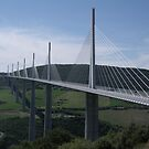 Millau Viaduct by Adamdabs