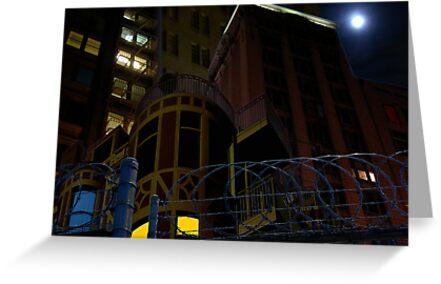 Escape from Phrizko 3 by David Denny