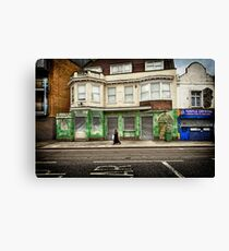 Woolwich Canvas Print