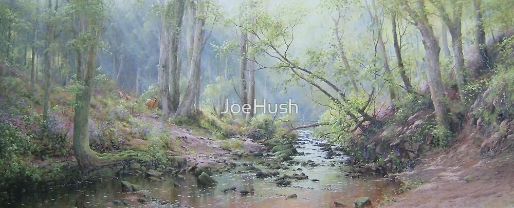 Ouseburn, Beamish Wood, Co Durham by JoeHush