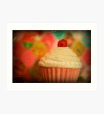 Cuppycake Art Print