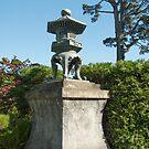 Japanese Lantern, Japanese Tea Garden by SusanAdey