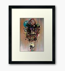 Fauna and Flora Framed Print