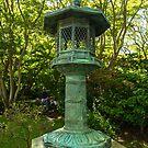 Japanese Sculpture, Japanese Tea Garden by SusanAdey
